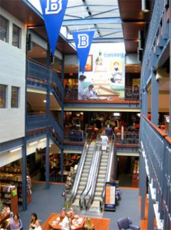 Barnes and Noble at Bucknell University