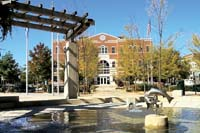 Pottstown Town Center: New Borough Hall and Smith Family Plaza (2006 Bronze Award Winner)